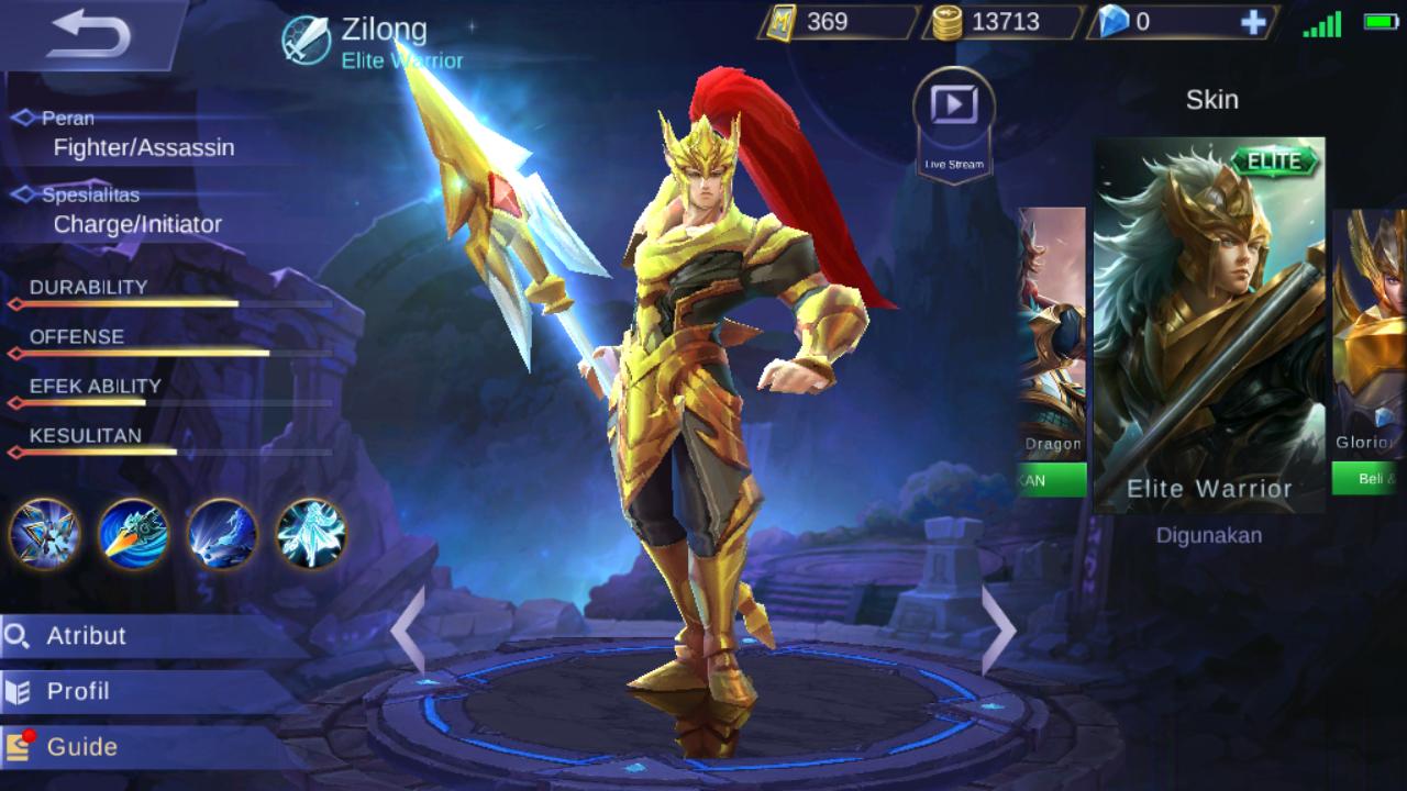 Top 10 Best Hero Mobile Legends Yang Harus Kamu Gunakan