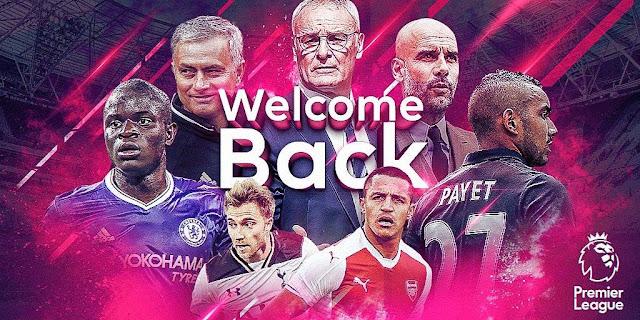 Welcome Back Premier League