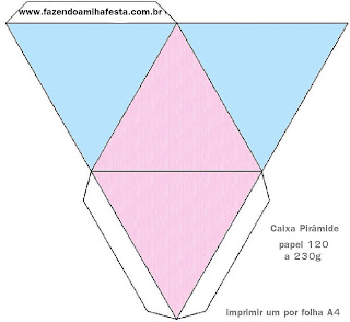 Pink and Light Blue: Free Printables Boxes.