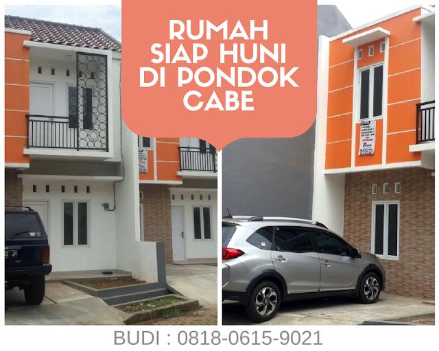 Rumah Siap Huni di Pondok Cabe