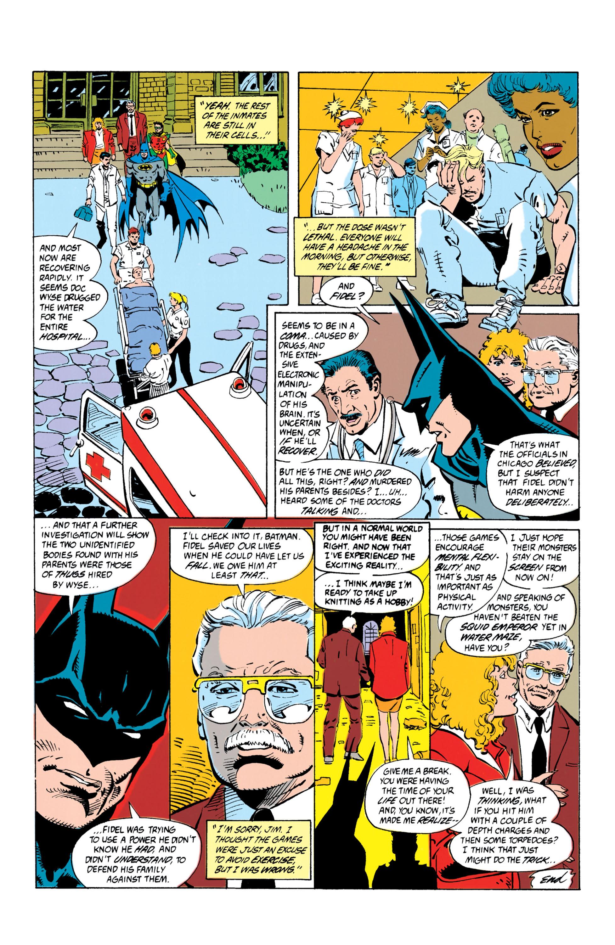 Detective Comics (1937) 637 Page 22