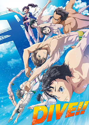 Dive!! [12/12] [HD] [MEGA]