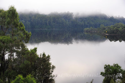 tasmania, Lake St. Clair