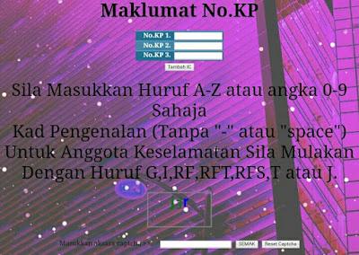 Semakan Daftar Pemilih Pilihan Raya Umum Online & SMS