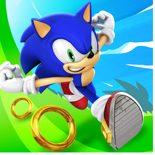 Sonic Dash v2.1.1.Go [Mod Money]