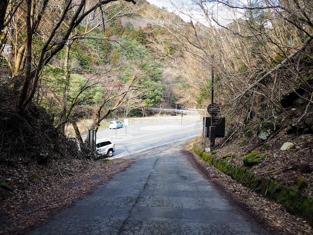 下田街道 旧道