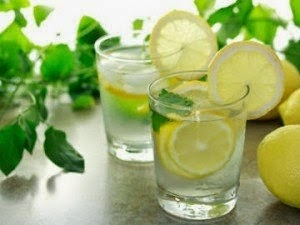 artikel, kesehatan, unik, menarik, air, lemon, hangat