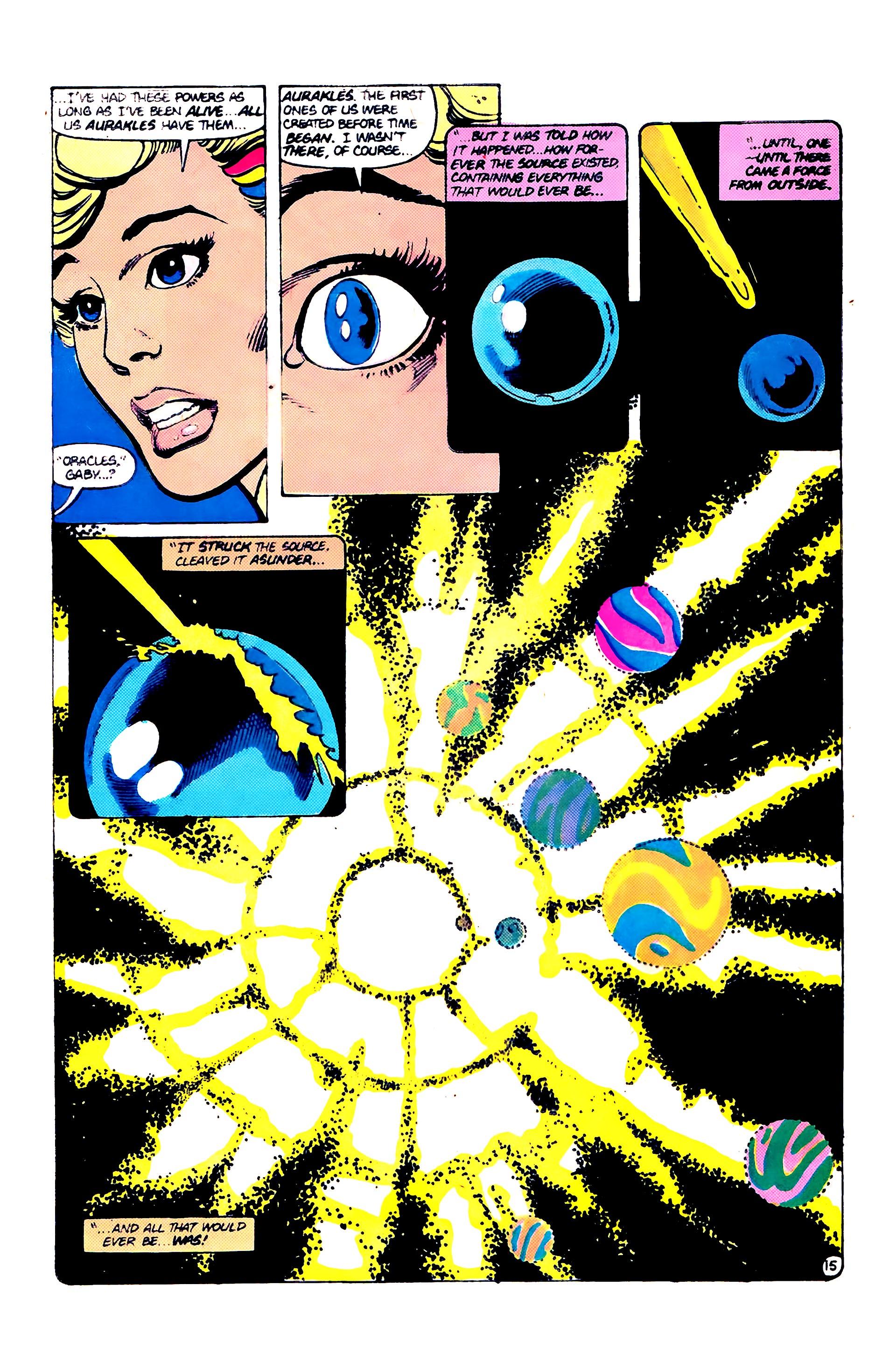 Read online Secret Origins (1986) comic -  Issue #6 - 41