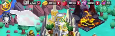 Cheat Game Monster Legends Unlimited Gems dan Gold