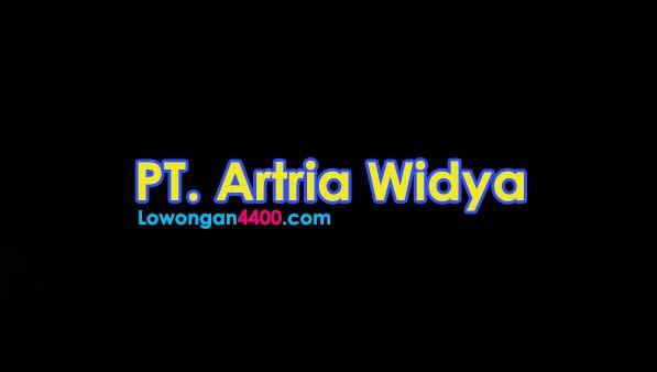 Lowongan Kerja Operator Produksi PT. Artria Widya April 2018