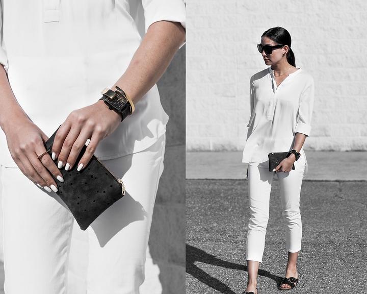all white, kolor tego sezonu, biel