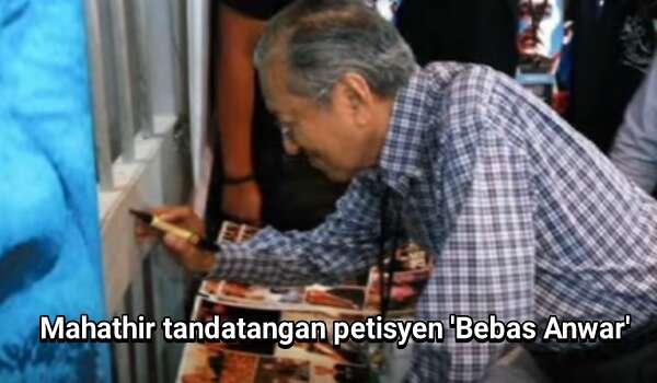 Anwar PM Ke 7: Parti Munge Hanya Melukut Tepi Gantang