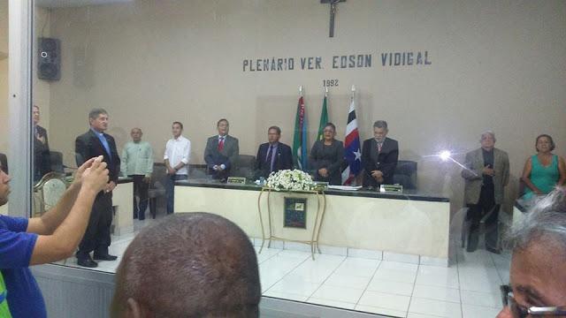 Caxias: Dom Vilsom Basso é agraciado com titulo de cidadania caxiense