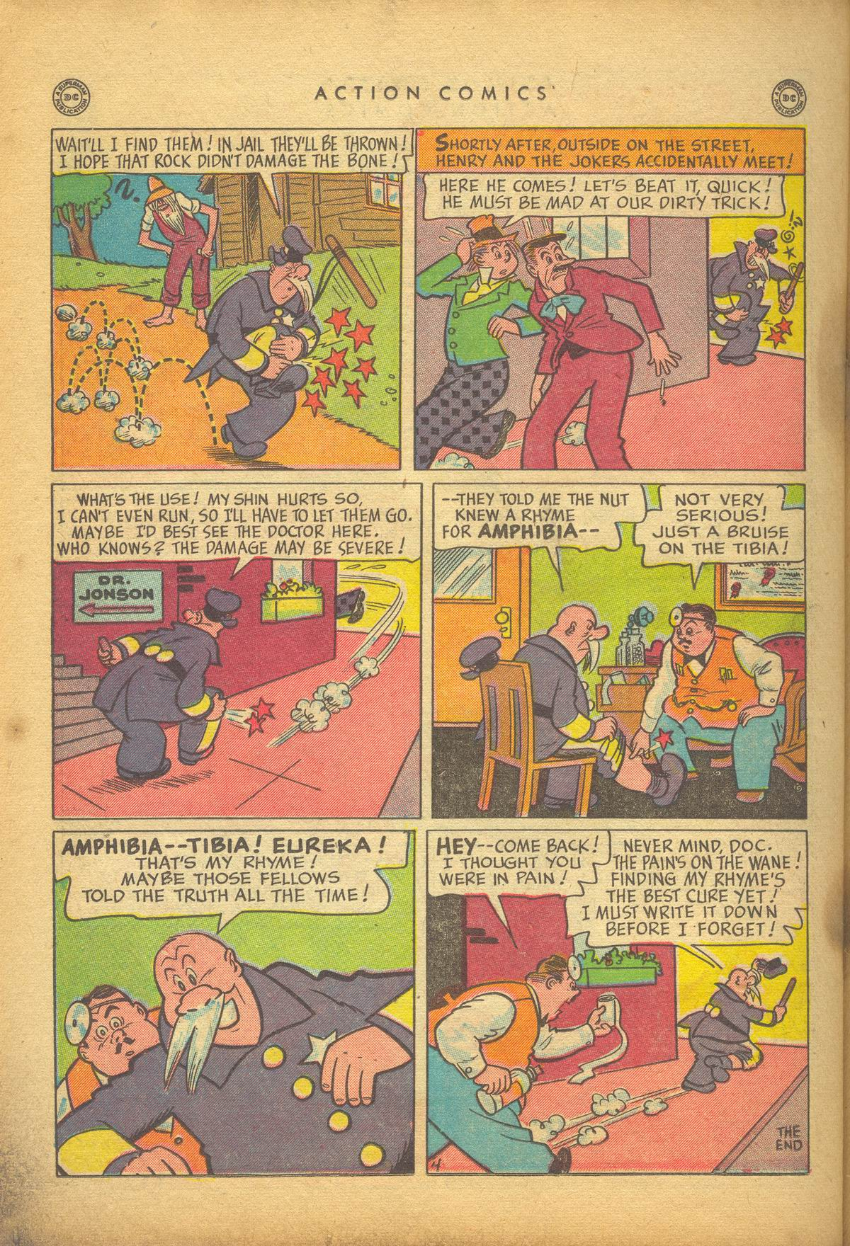 Read online Action Comics (1938) comic -  Issue #112 - 38