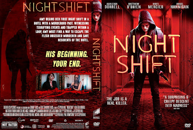 Nightshift DVD Cover