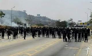 Confrontación entre pobladores de Chanal y policías en Chiapas deja varios lesionados