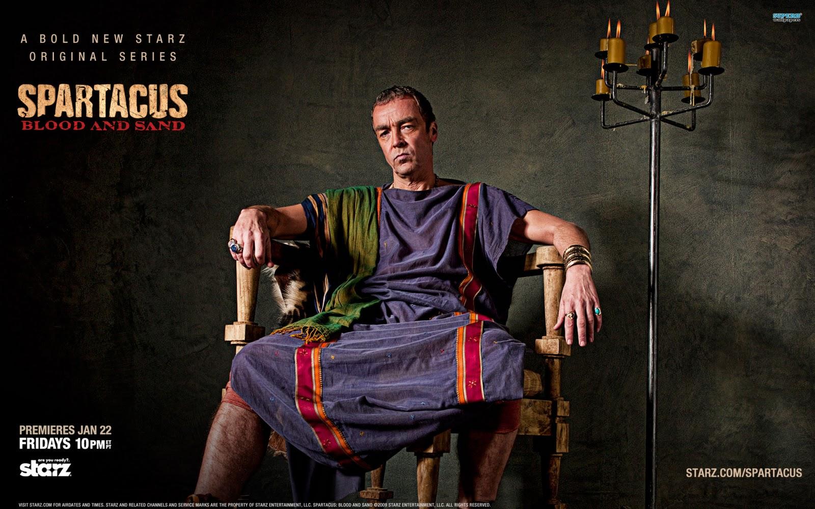Spartacus On Line