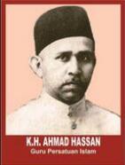 adalah sebuah organisasi Islam di Indonesia Profil H. Muhammad Yumus dan Haji Zamzam - Pendiri PERSIS