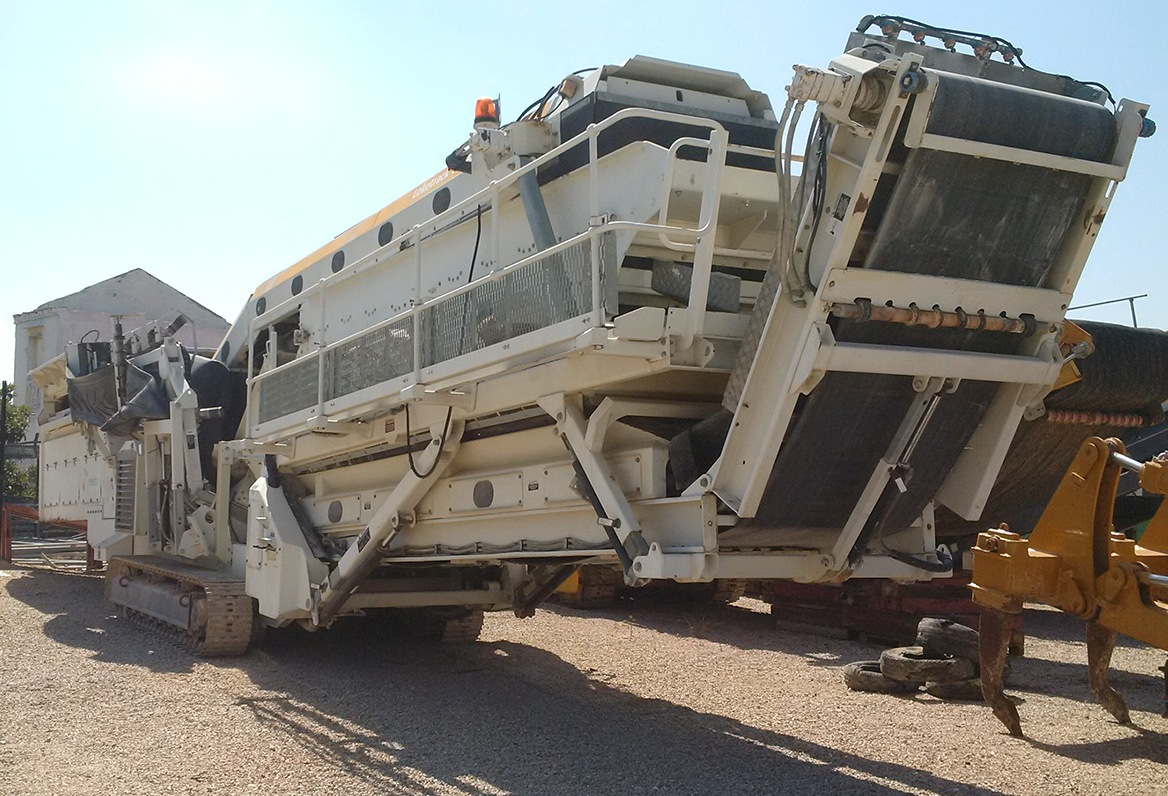 SCREEN METSO ST 458 YOM 2007 | Crushing and Screening | Emil