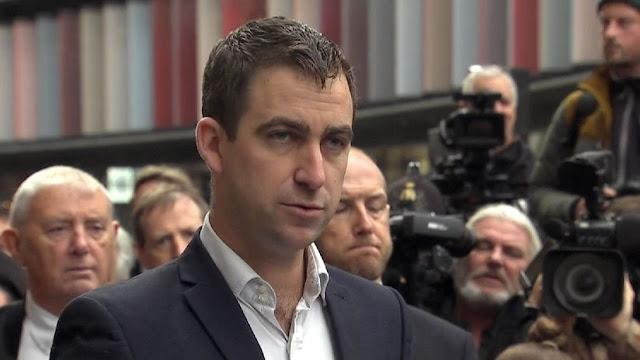 Brendan Cox: Husband of murdered MP