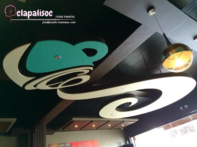 Caffe La Tea Tarlac City Interiors