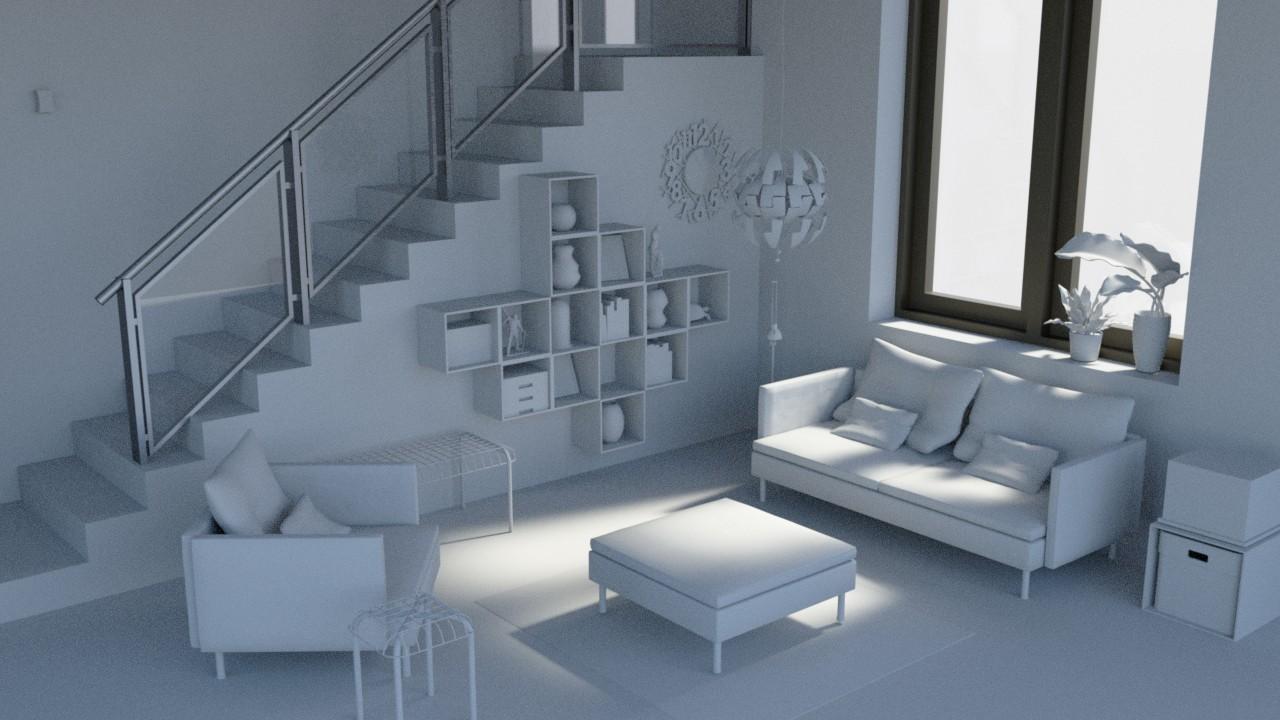 Download daz studio 3 for free daz 3d california for Living room 2 for daz studio