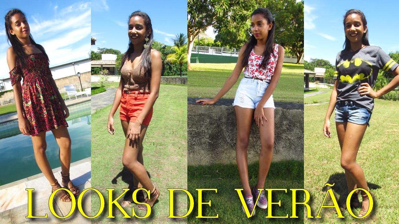 Looks de Carnaval, Looks de Verão