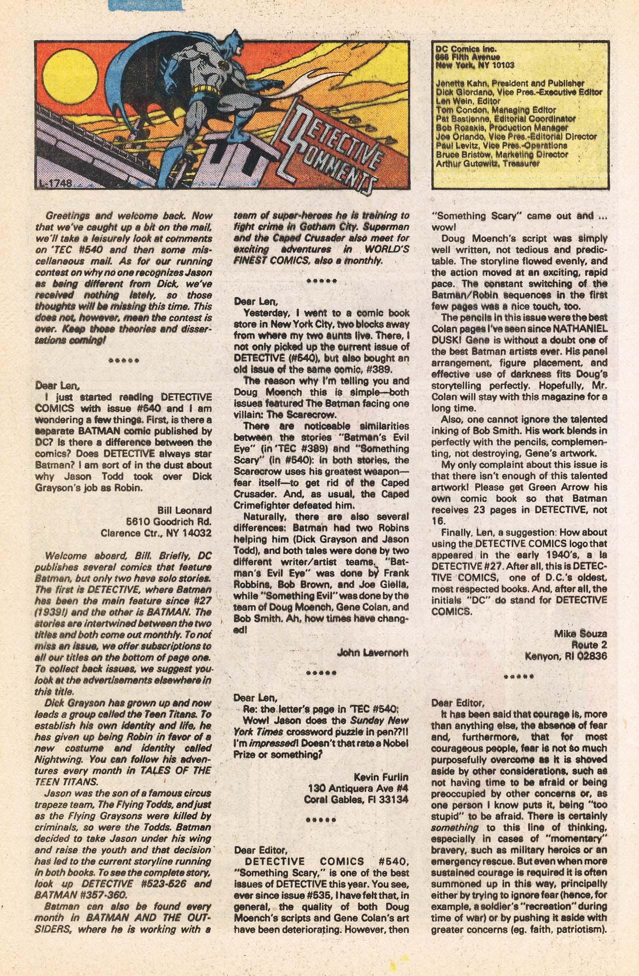 Detective Comics (1937) 544 Page 47
