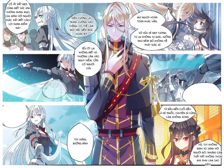 Nữ Nhân Dũng Cảm chap 61 - Trang 15