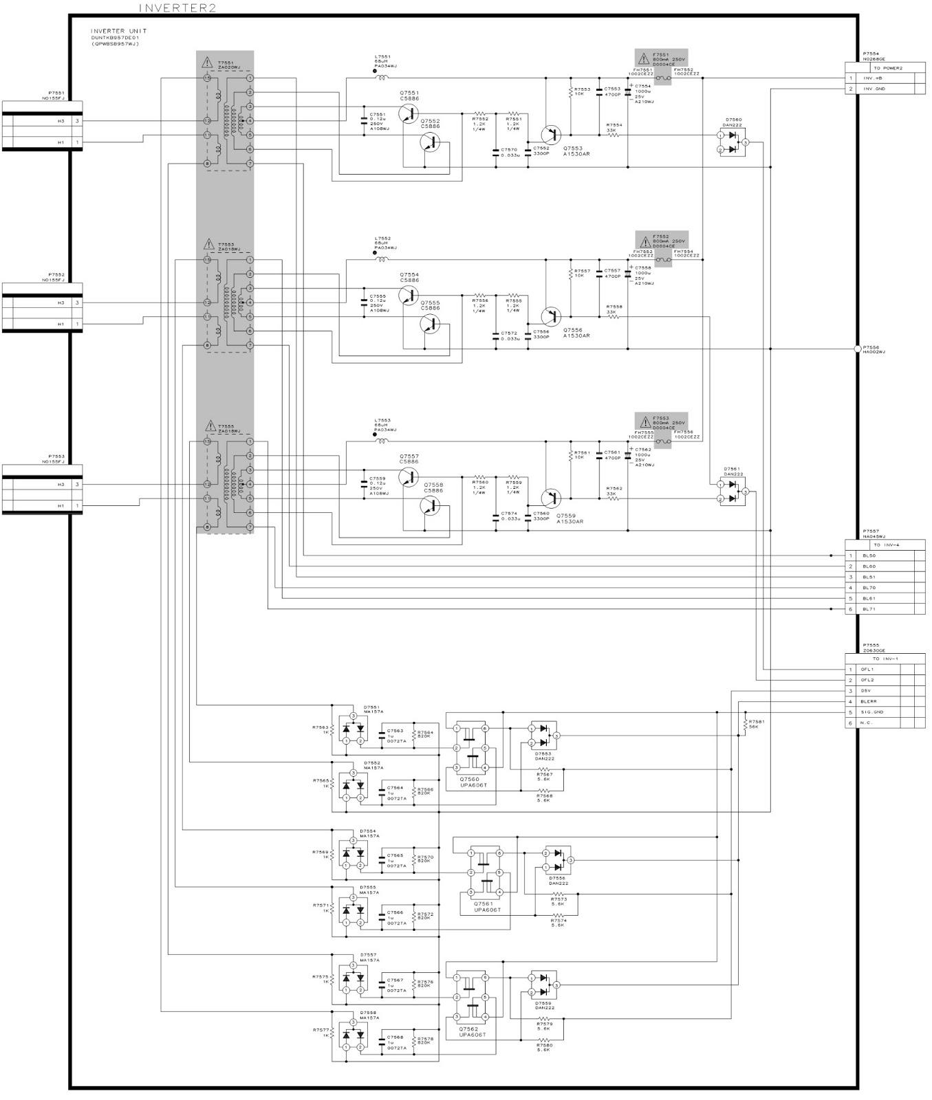 Electro Help  Sharp Lc-m3700 - Lc-m3710
