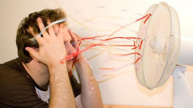 Penyakit yang Timbul Akibat Kipas Angin dan AC