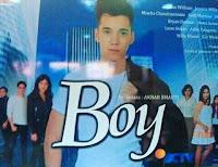 Biodata Lengkap Pemain Sinetron Boy SCTV