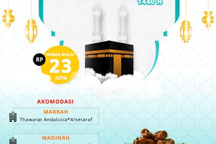 Umroh Ramadhan 1440 H