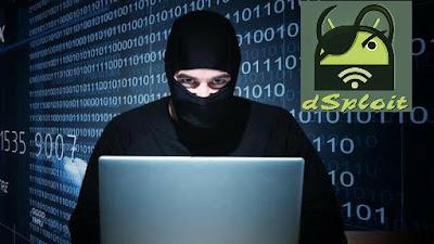 dsploit hack