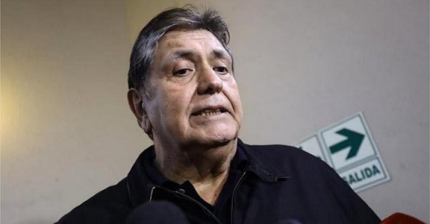 TODOS LOS CAMINOS CONDUCEN A ALAN: 83% de peruanos cree que expresidente se suicidó por avance en investigaciones del caso Odebrecht