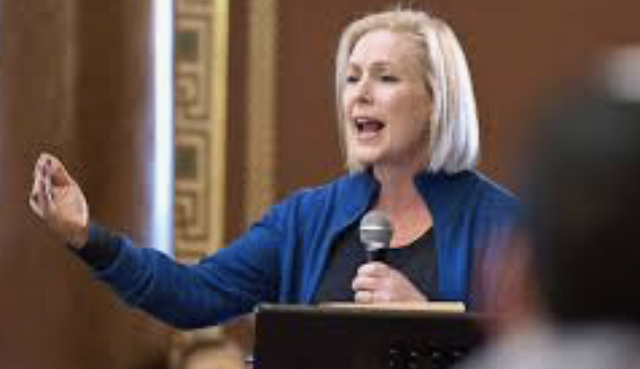 Kirsten Gillibrand Says Illegal Aliens Should Have Social Security Benefits
