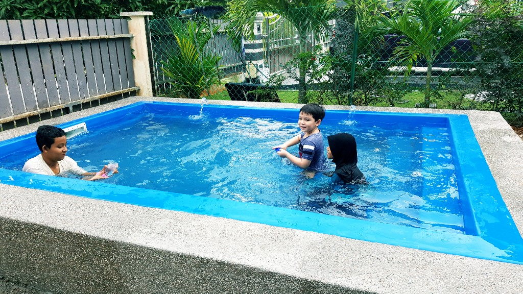 Kolam Renang Private Kids
