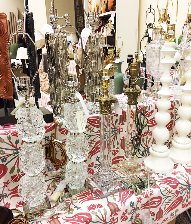 The Peak Of Tr 232 S Chic Fourth Annual Chelsea Textiles