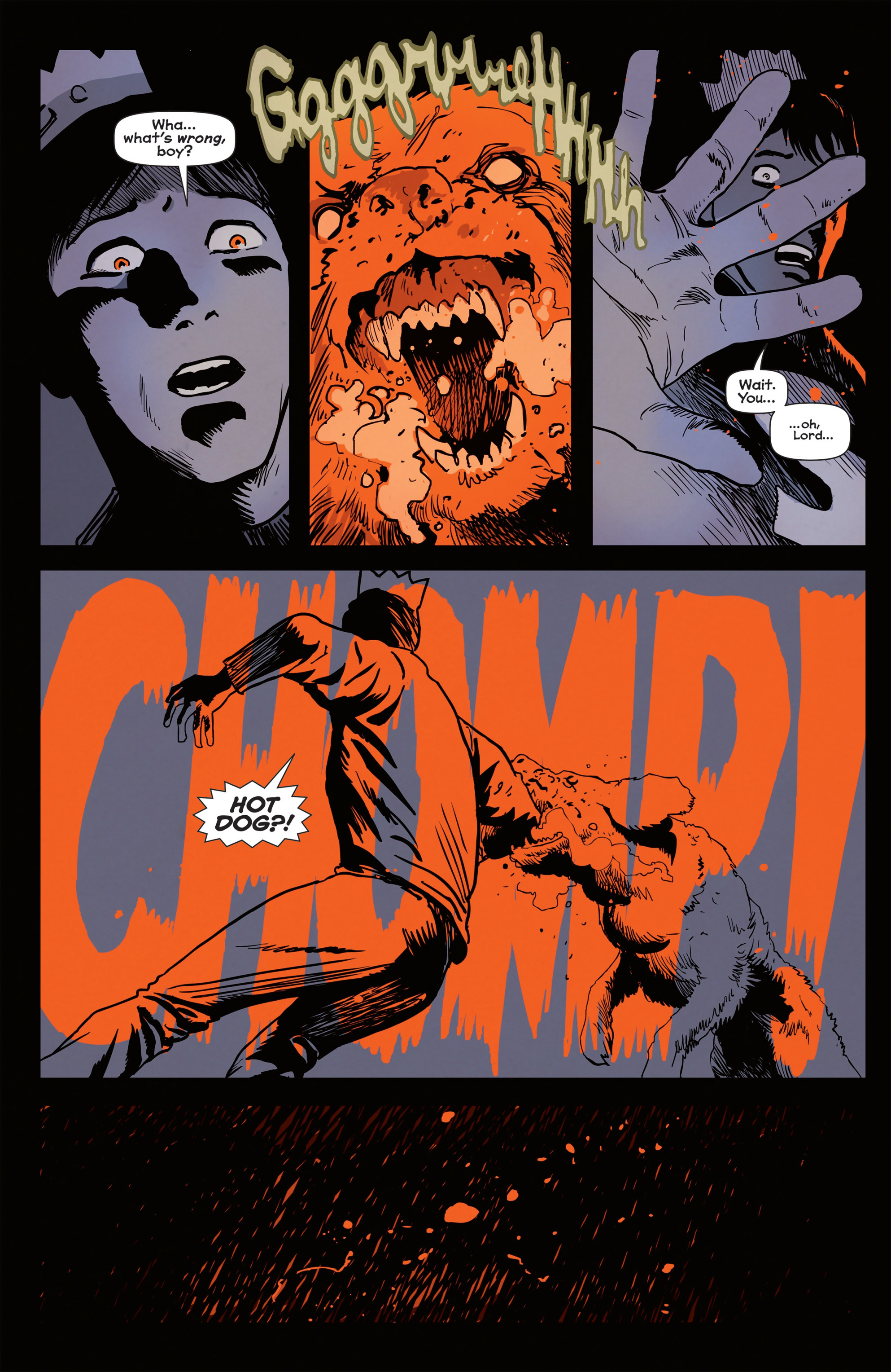 Read online Afterlife with Archie comic -  Issue #1 - 16