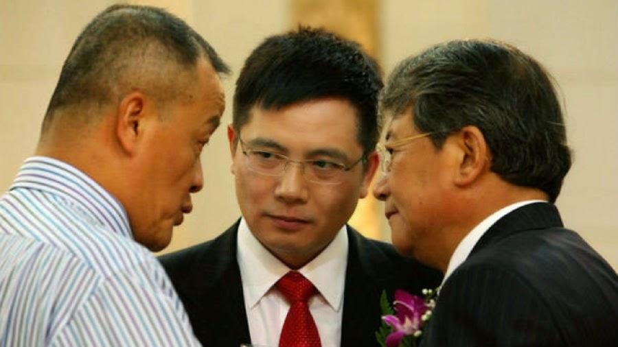 中国茉莉花革命: 网传温家宝27亿美金系马明哲实名举报(图)