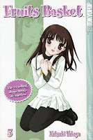 Fruits Basket Vol. 5 by Natsuki Takaya.