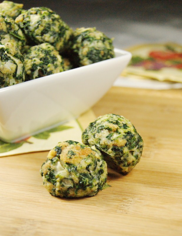 Spinach Balls with 40 other Cocktail and Appetizer Recipes to get your party started!