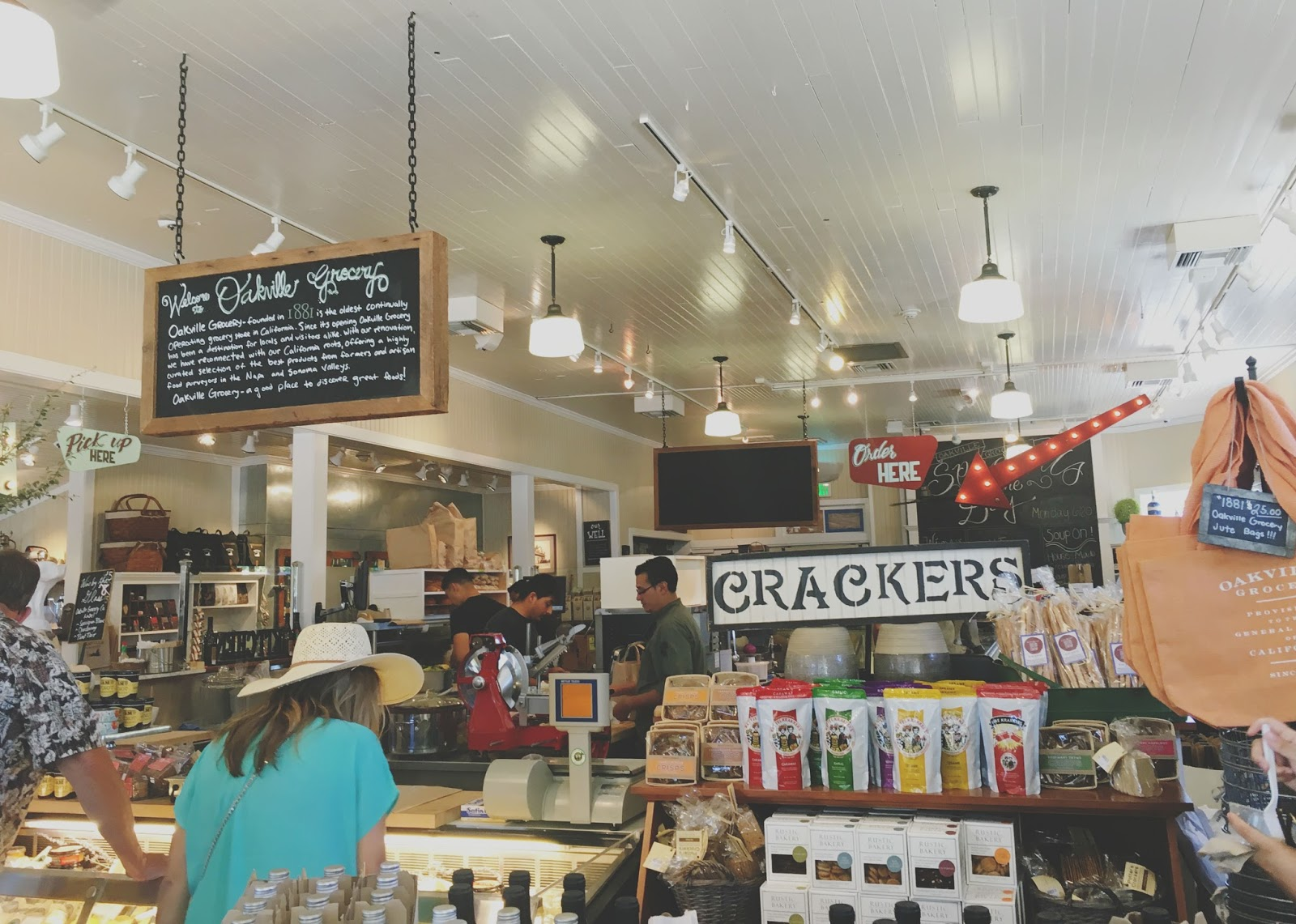 Oakville Grocery in Napa, California