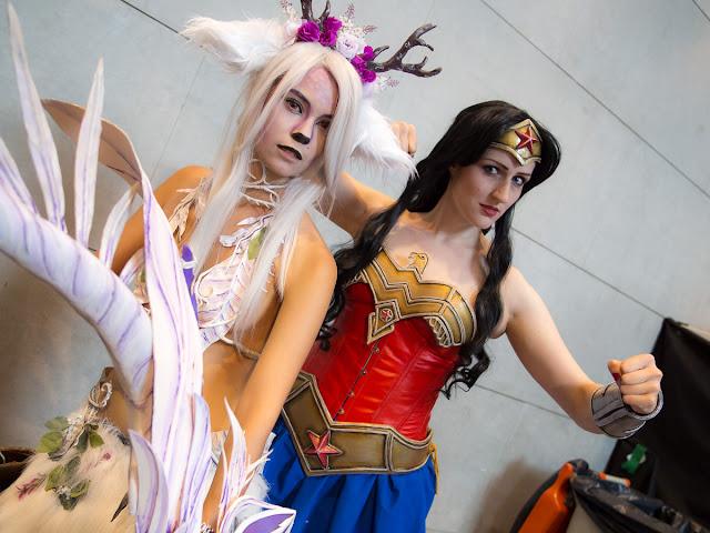 Expotaku 2016 Zaragoza cosplay Pasarela