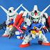 SD BB Gundam AGE-2 Normal new photo