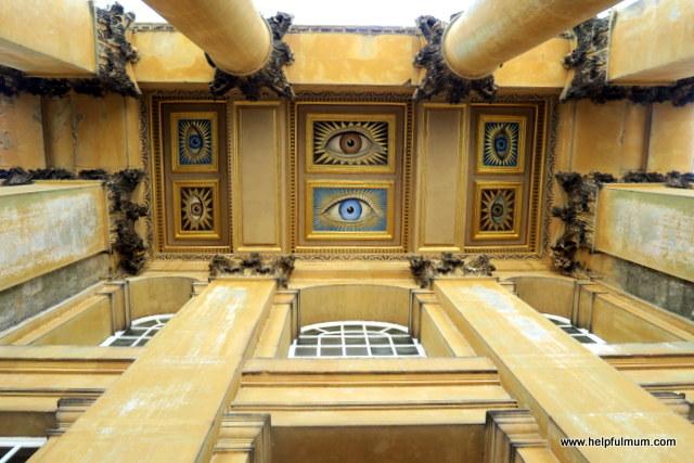 Blenheim Palace Eyes
