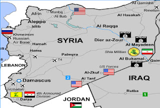 Συρία: Η Δαμασκός συνδέει τις διαπραγματεύσεις για τον νότο με την αμερικανική αποχώρηση από μεθοριακή περιοχή