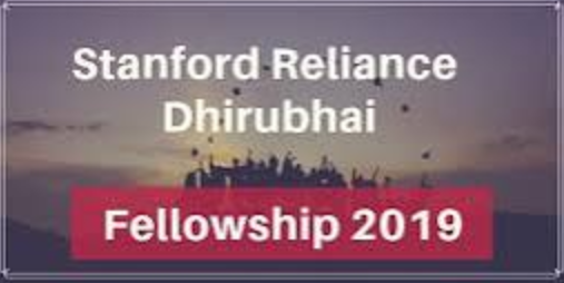 Stanford Reliance Dhirubhai Fellowship Program 2019 | Stanford Graduate School of Business | MBA | USA