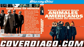 American Animals Bluray  - Animales americanos