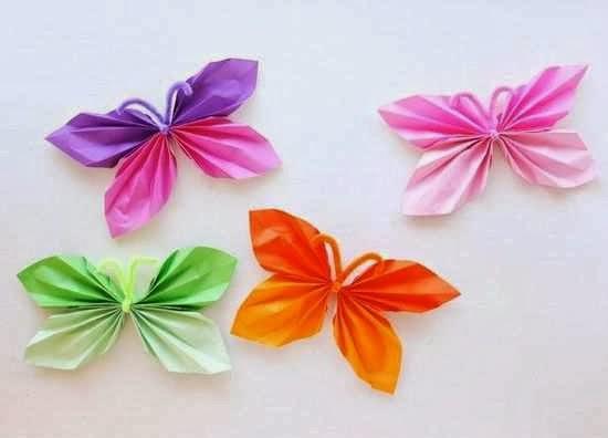 Origami Bunga Mawar Sederhana